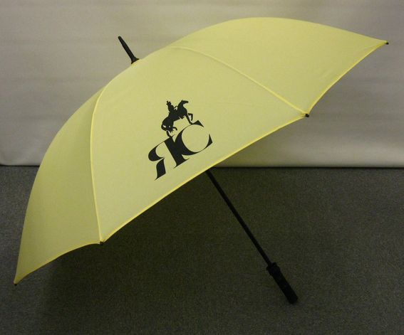 iBrolly manufacture all their umbrellas to order